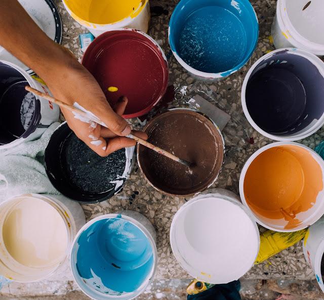 colori pitture fai da te