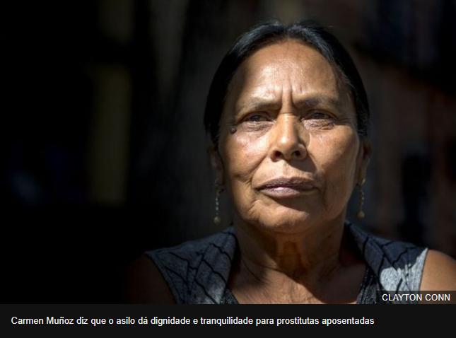 Asilo abriga ex-prostitutas no México
