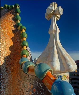La excentrica casa Batllóv