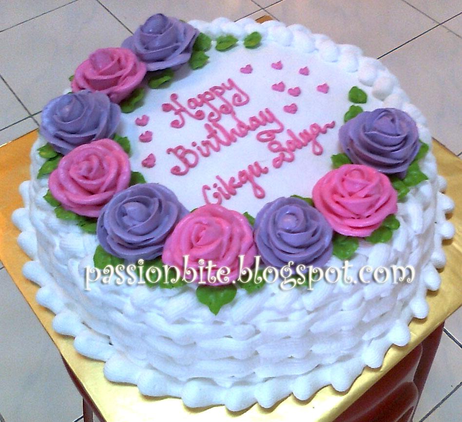 Passionbite: Cheesecake For Cikgu Salya