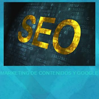 Seo y marketing de contenidos van de la mano si quieres lograr éxito con tu blog, si se agrega la apelación directa a Google lograrás que tu web esté rankeando entre las mejores de tu público objetivo.