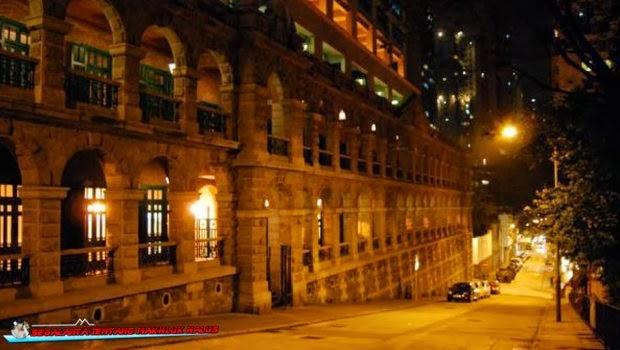 Inilah Rumah Sakit Paling Berhantu di Hong Kong