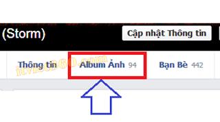 Album ảnh Facebook, album images FB