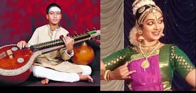 Dance & Music Concert by Ramana Balachandran_KalamandalamSangeetha