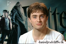 Updated: Harry Potter and the Half-Blood Prince press junket interviews