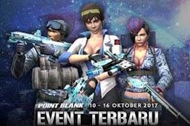 Event PB Garena Tanggal 10 Oktober 2017