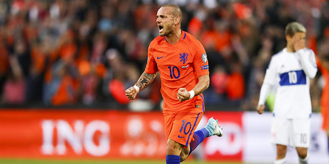 SBOBETASIA - Bukan ke Amerika, Sneijder Ternyata Ingin Gabung Sampdoria
