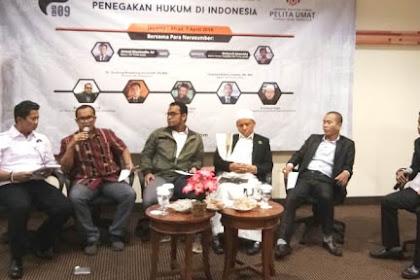 Islamic Lawyer Forum Soroti Pilpres dan Penegakan Hukum