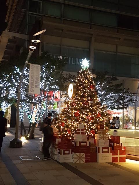 christmas light in midtown tokyo christmas in tokyo natale a tokyo illuminazioni natalizie tokyo felym takes japan viaggio a tokyo cosa vedere a tokyo blog di viaggi mariafelicia magno