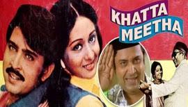 BAD-E-SABA Movie Of The Week - Khatta Meetha (1978) - Superhit Comedy Film