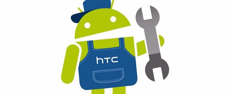 Infographic - Quy trình cập nhật một bản hệ điều hành Android của HTC