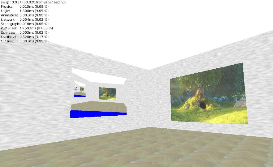 BGE / Creating 360 Video Panorama Viewer | Blender Sushi
