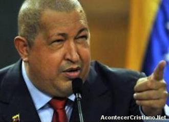 Hugo Chávez enfermo