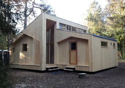 -Woodblog: Det digitalt fabrikerede hus