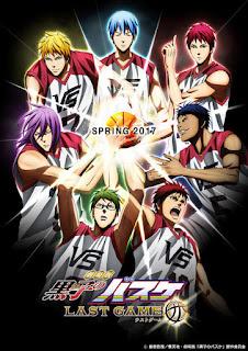 kuroko no basuke : Last game