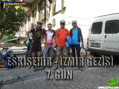 2014/10/10 Frig & Lidya Turu 7. Gün Bonus (İzmir - Aydın/Güzelçamlı)