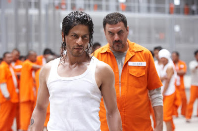 SRK as Don and Boman Irani as Bardhan in Farhan Akhtar's Don 2