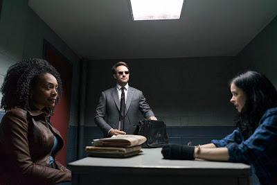 """Reseña de  los cuatro primeros episodios de """"The defenders"""" [Netflix]"""