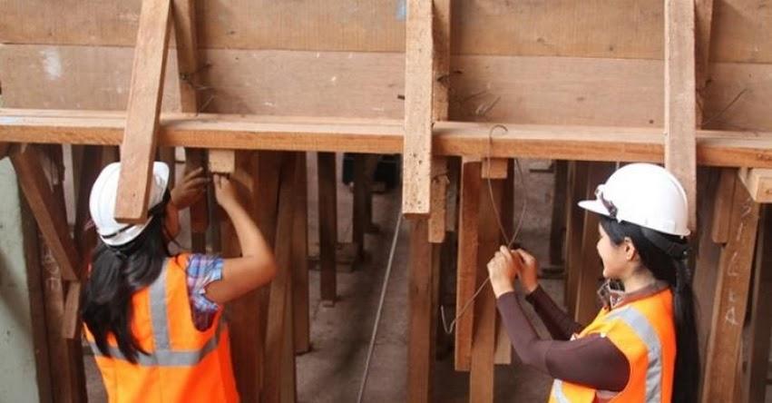 SENCICO ofrece más de 1500 vacantes para carreras relacionadas al sector construcción - www.sencico.gob.pe