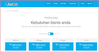 Web Hosting Murah Terbaik DomaiNesia Indonesia