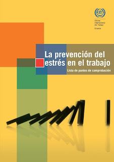 libro prevención del estrés en el trabajo