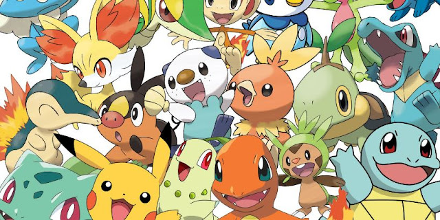 Gambar Wallpaper Pokemon Go Lucu