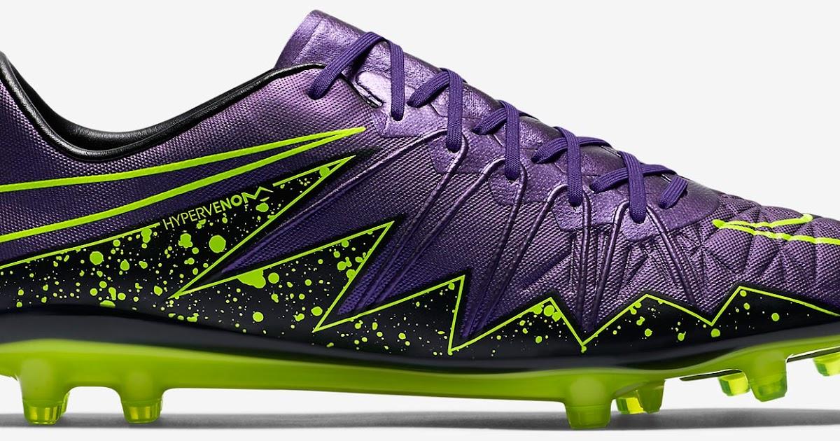 ba9c806a0cbc Purple Nike Hypervenom Phinish 2 2015-2016 Boots Released - Footy Headlines
