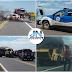 Quadrilha assalta e explode carro forte na BR-407, entre Carnaíba e Juremal, em Juazeiro