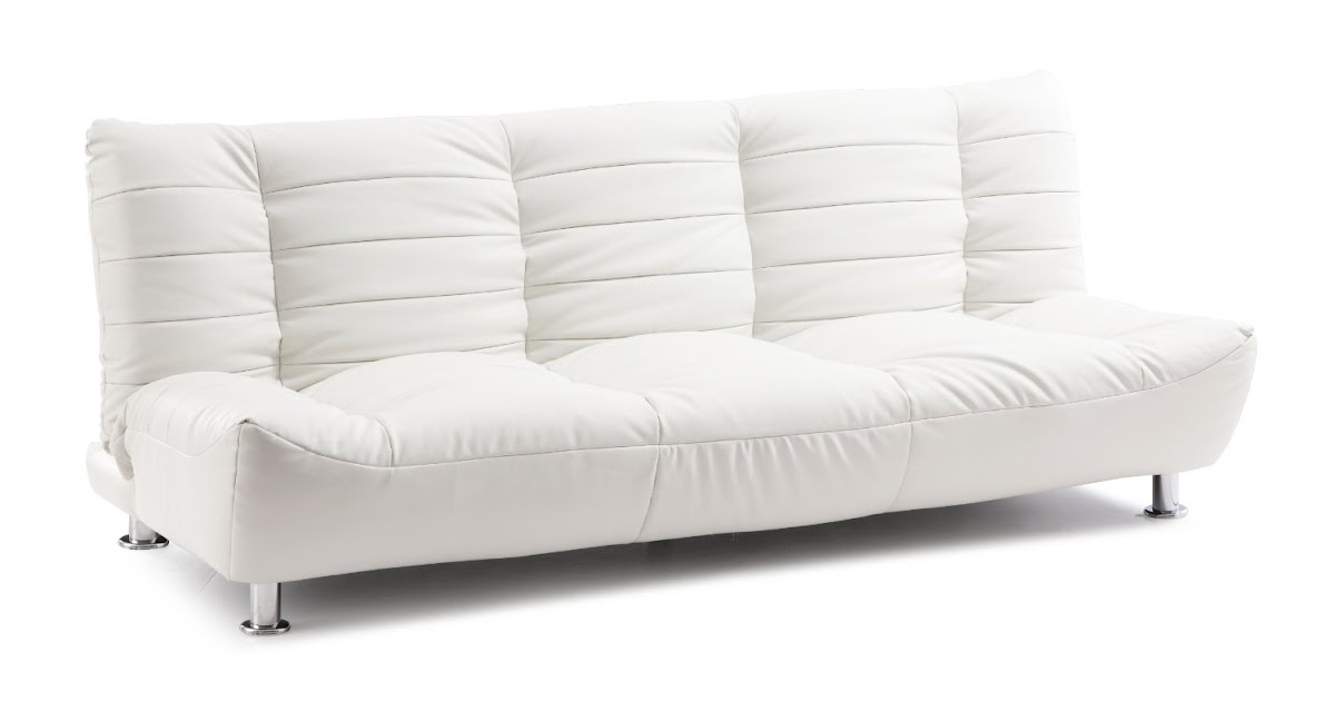 White Sofa White Sleeper Sofa