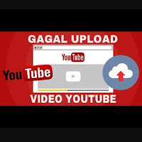 Cara melanjutkan Upload Video Youtube yang gagal