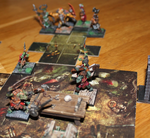 A report from Dungeon Saga, Warlord of Galahir - Mission 6: I Believe These Are Mine.