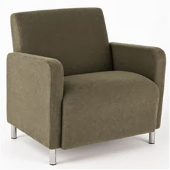 Ravenna Lounge Chair by Lesro