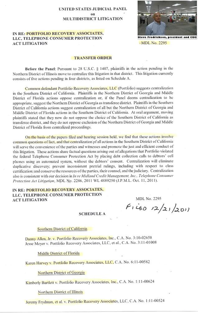 Fredrickson Debt Collection >> Sarasota Private Investigator Bill Warner 'Better Call Bill' 941-926-1926: TWO OF A KIND CEO ...