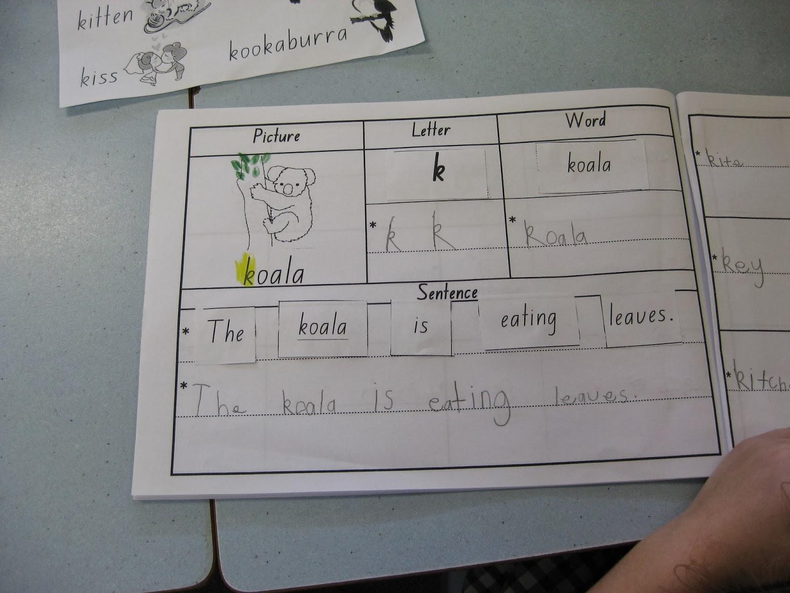 Classroom Fun Sounds Words Sentences