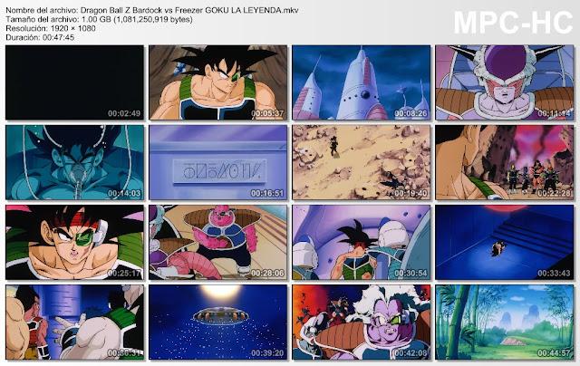 Descargar Dragon Ball Z Freezer Contra el Padre de Goku Mega y Mediafire
