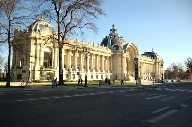 Petit Palais Paryż