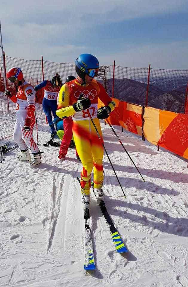 Olympia: Ristevski scheidet auch im Slalom aus