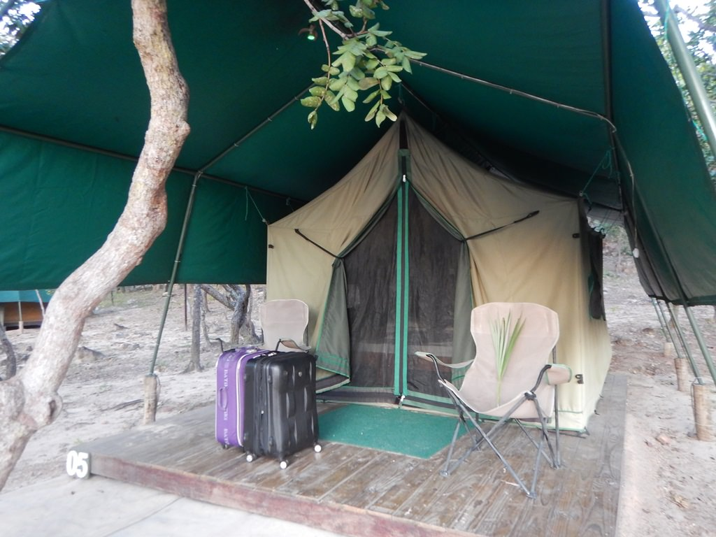 Safari Camp Korubo