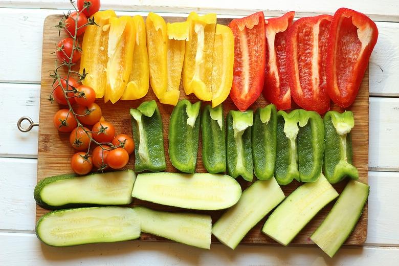 grillowane warzywa przepis