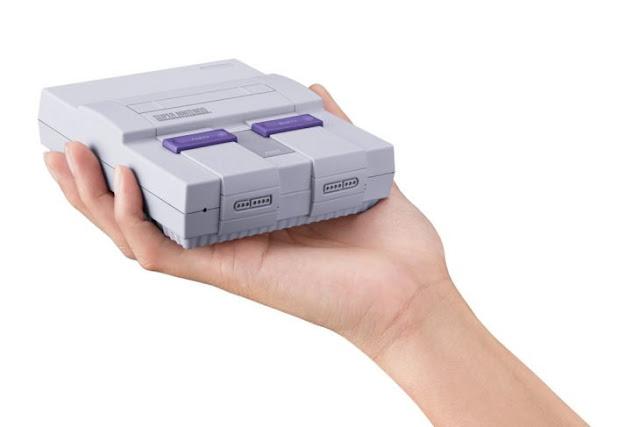 ¡Nintendo confirma la Mini SNES! La nueva consola retro volverá con los mejores 21 juegos