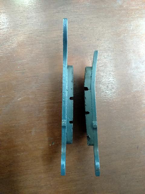 Cara Mengatasi Rem Cakram Roda yang Seret/Berat