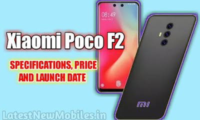 Poco F2 Full Specifications