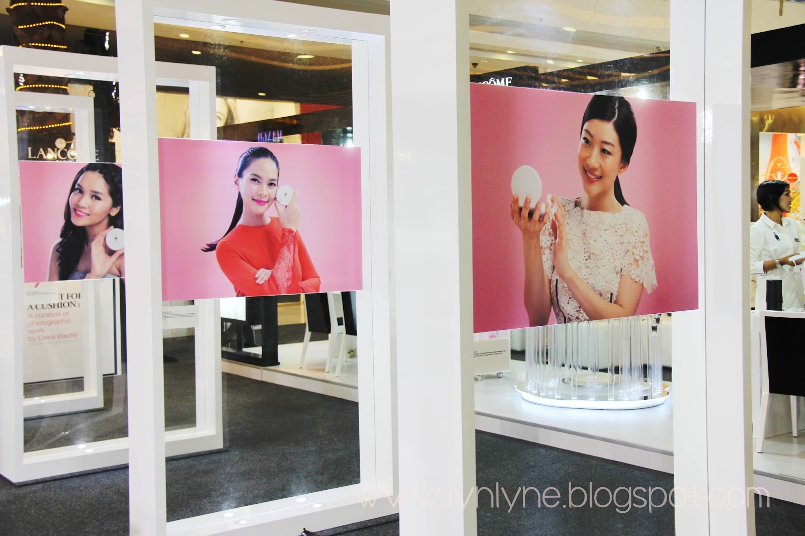 Event Report Lancome Blanc Expert Cushion Compact Launching
