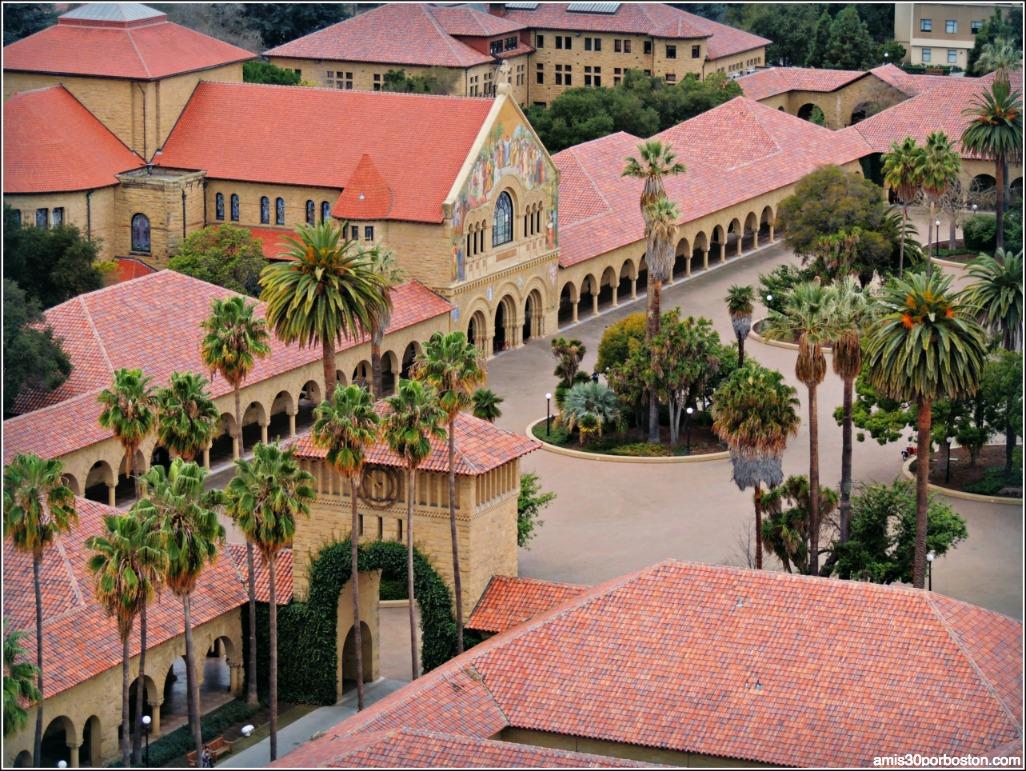 Principales puntos de la universidad de stanford en california for Universidades que ofrecen arquitectura