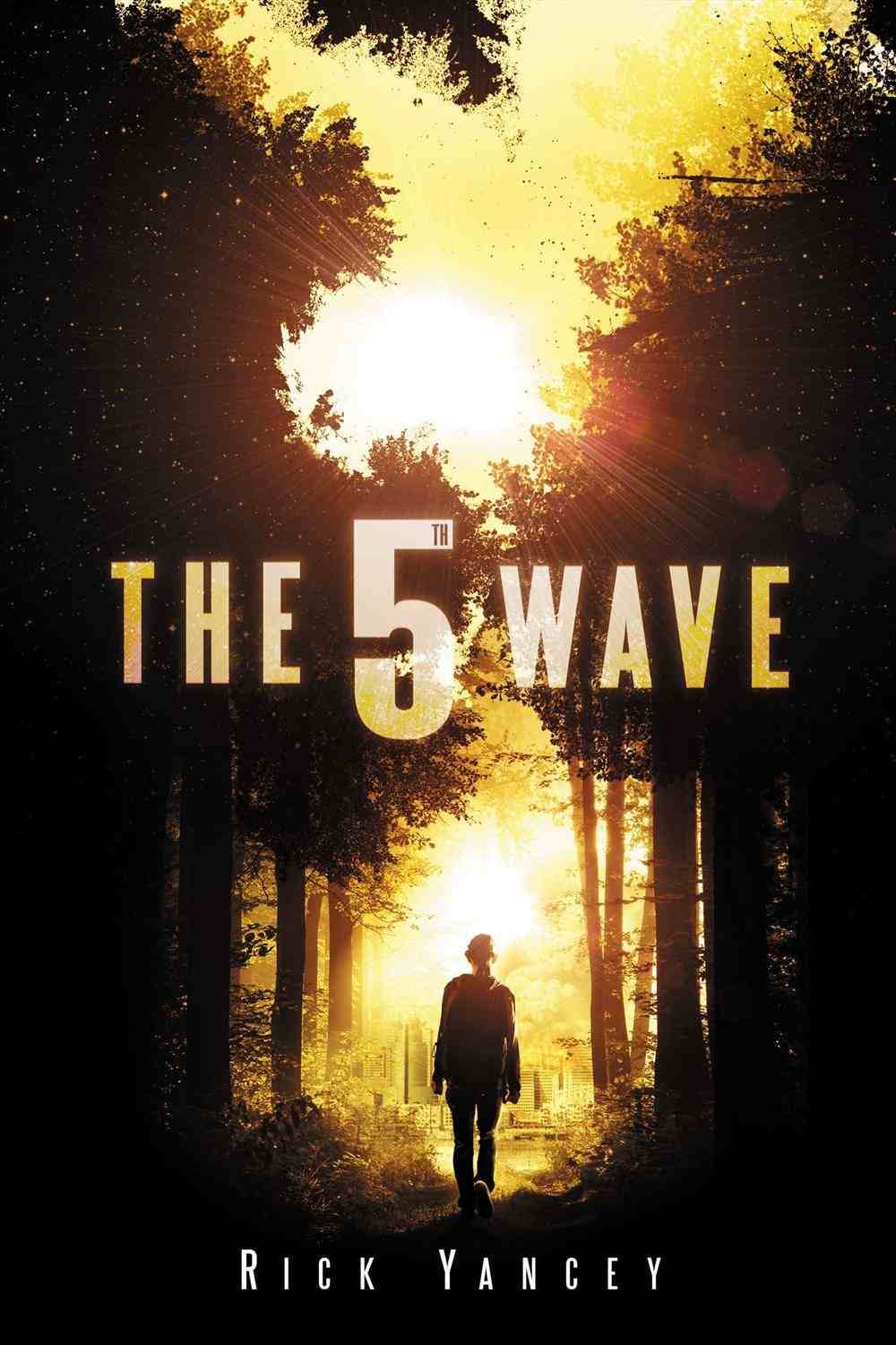 The 5th Wave Rick Yancey cover