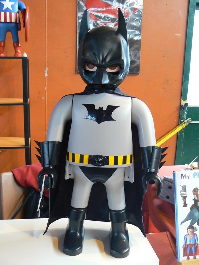Famousplaymo playmobil geants - Batman playmobil ...