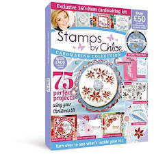 Stamps by Chloe magazine box kit. £12.99, in stock now!