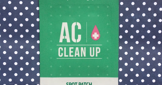 [REVIEW] Etude House AC Clean Up Spot Patch | Effective Acne/Pimple Patch