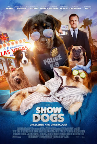 Show Dogs (BRRip 720p Dual Latino / Ingles) (2018)