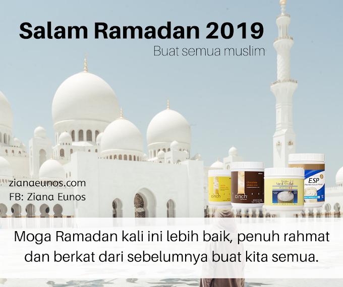 Kebaikan Set Berpuasa Shaklee Sepanjang Bulan Ramadhan